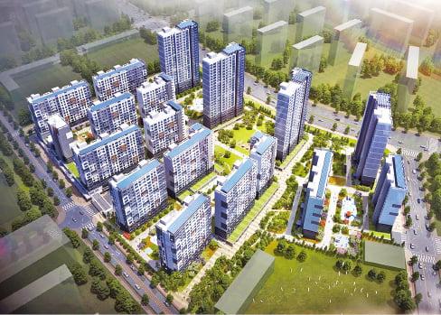 서울 송파구 위례신도시 A1-5블록