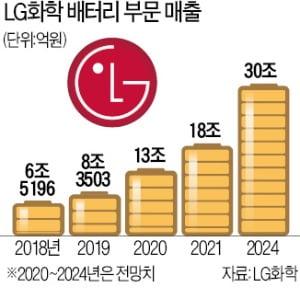 [단독] LG화학, 中서 테슬라 배터리 '싹쓸이'