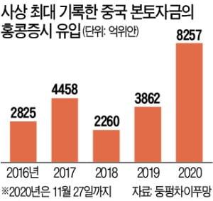 '인민개미'의 남다른 클라스…올해 138조 사들여