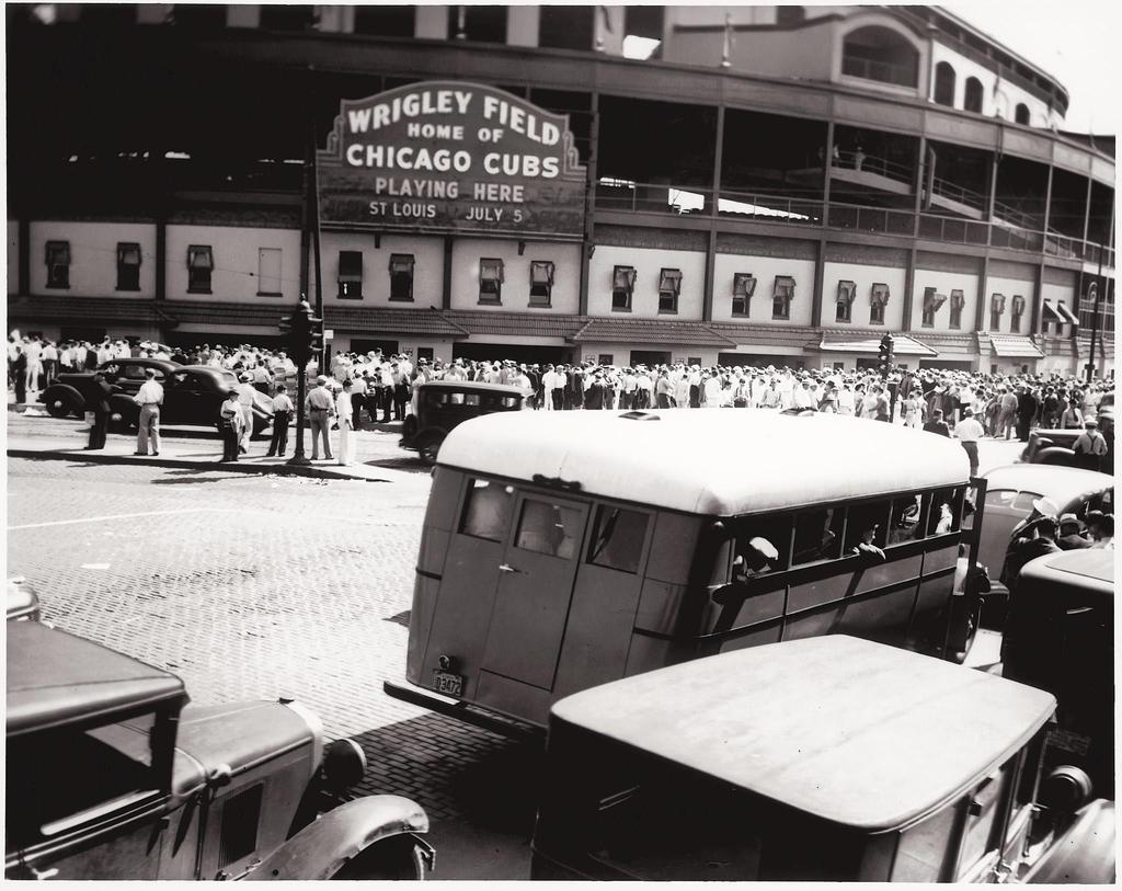 MLB 시카고 컵스 홈구장 리글리필드 미 국립사적지 등재