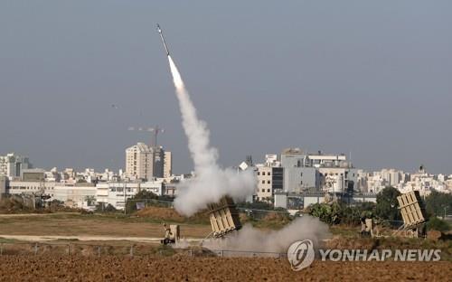 美, 이스라엘제 '아이언 돔' 요격미사일 체계 본토 배치