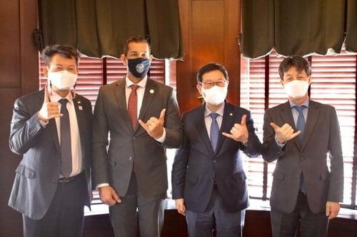 """미 하원의원 """"바이든 정부, 공평한 파트너로 韓 대할 것"""""""