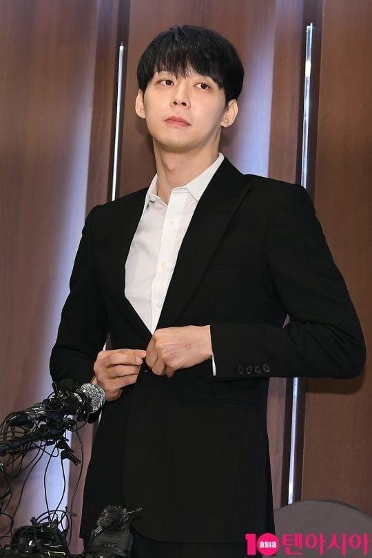 가수 겸 배우 박유천./사진=텐아시아DB