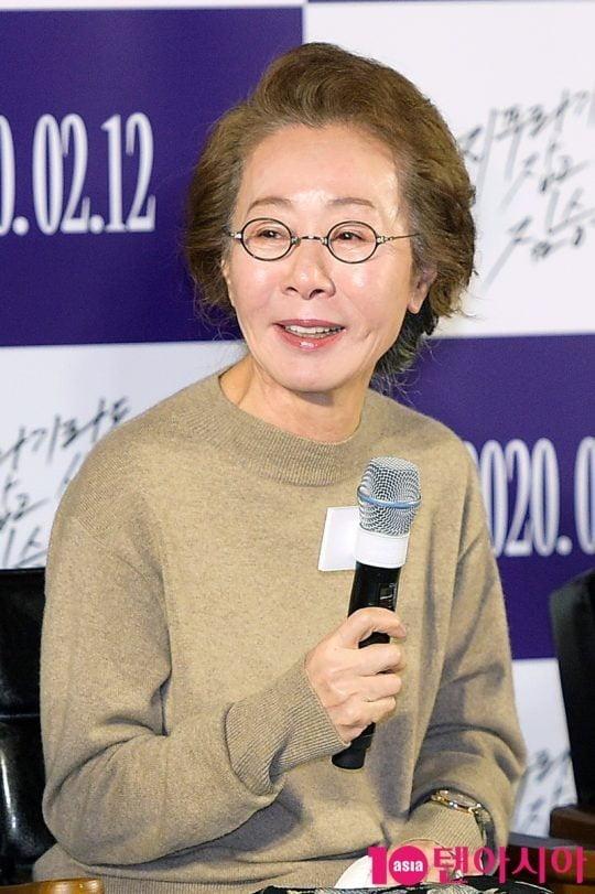 배우 윤여정 / 사진=텐아시아DB