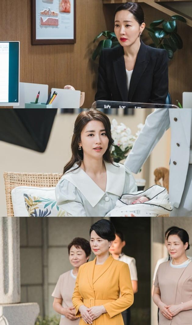 '산후조리원'이 2일 첫 방송을 한다. / 사진제공=tvN