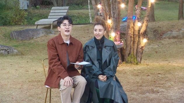 '뽕숭아학당'  영탁, 김완선./사진제공=TV조선