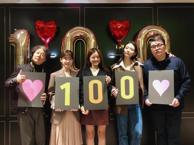 영화 '삼진그룹 영어토익반'이 100만을 돌파했다. / 사진제공=롯데엔터테인먼트