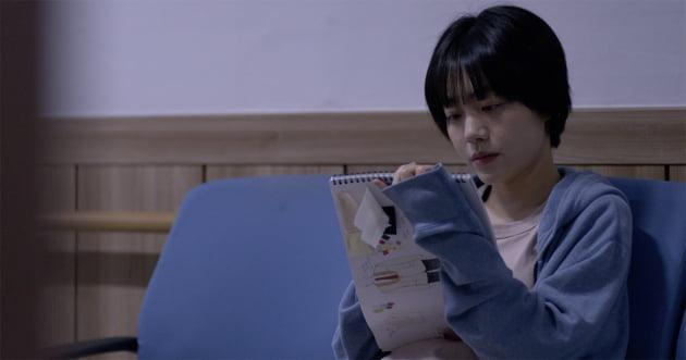 영화 '잔칫날' 소주연./ 사진제공=스토리텔러픽처스