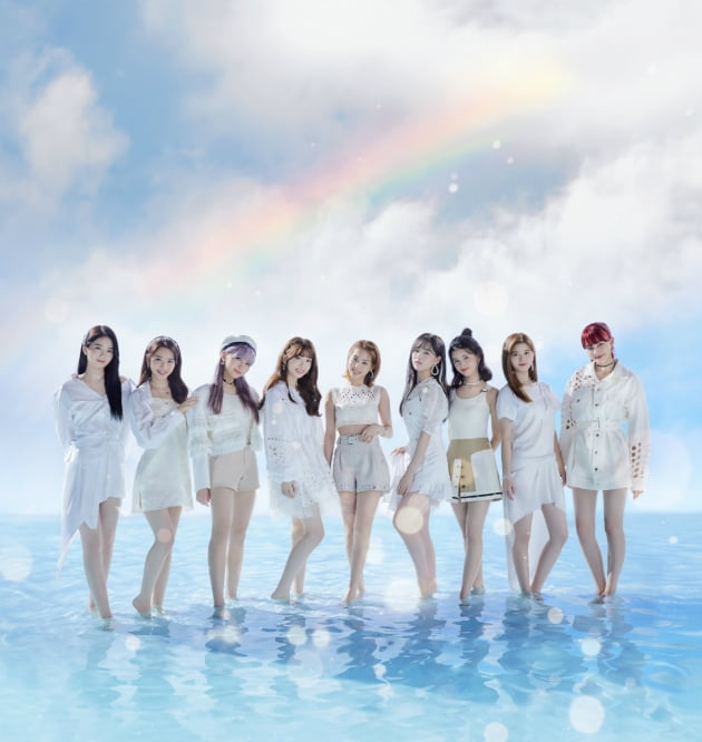 그룹 NiziU (니쥬)  / 사진제공=JYP엔터테인먼트