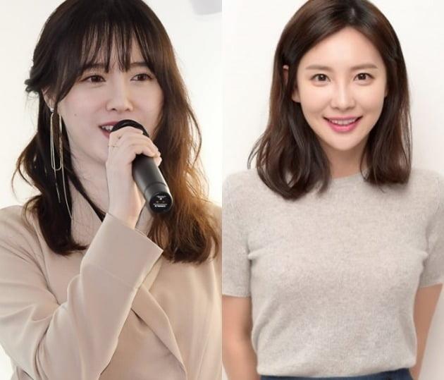 사진= 배우 구혜선, 지주연.