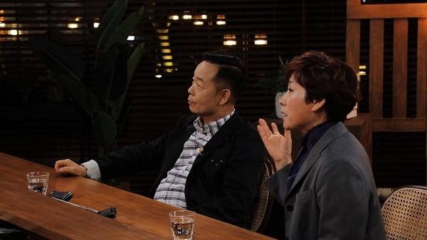 김학래-임미숙 부부가 '밥은 먹고 다니냐'에 출연한다. / 사진제공=SBS플러스