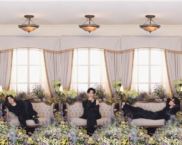 그룹 방탄소년단 지민 / 사진 = 방탄소년단 공식 SNS