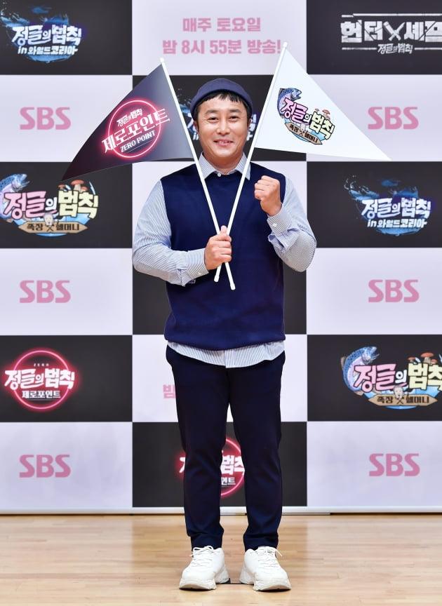 '정글의 법칙' 김병만/ 사진=SBS 제공