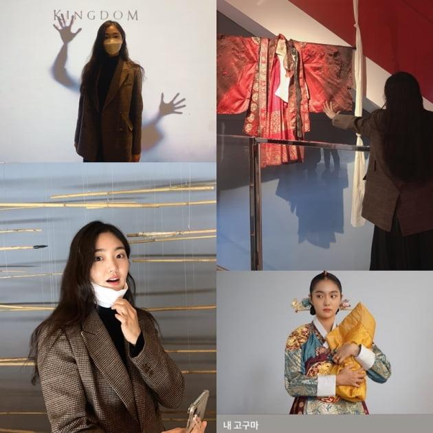 배우 김혜준. /사진제공=앤드마크