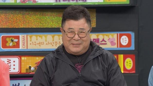 '비디오스타' 백일섭/사진=MBC 에브리원 '비디오스타'