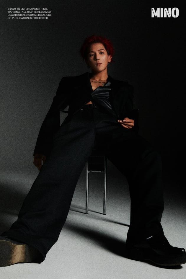 송민호/사진=YG엔터테인먼트