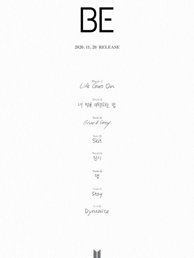 방탄소년단_BE (Deluxe Edition)_디지털 커버 / 사진 = 빅히트엔터테인먼트 제공