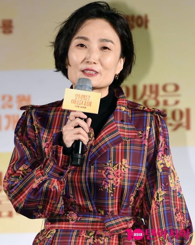 "[TEN 포토] '인생은 아름다워' 박경림 ""정말 오래간만 입니다"""