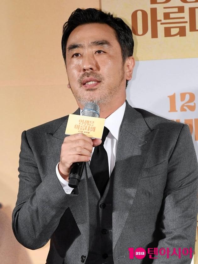 [TEN 포토] '인생은 아름다워' 류승룡 '천만배우 컴백'