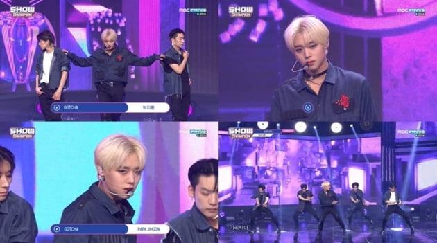 '쇼 챔피언' / 사진 = MBC M 영상 캡처