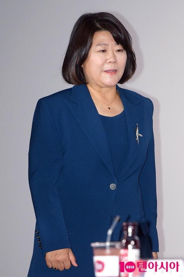 배우 이정은./ 사진=서예진