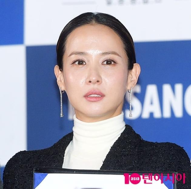 [TEN 포토] '청룡영화상' 조여정, '눈부시게 단아한 미모'