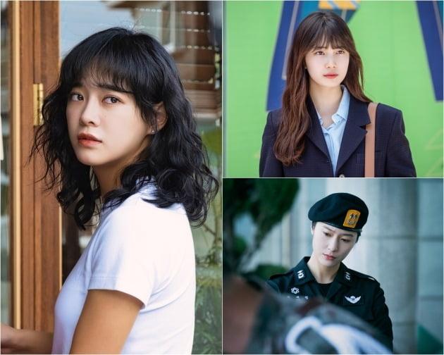 배수지, 정수정에 이어 김세정이 '센터돌 출신 배우'로 주목 받고 있다. / 사진제공=OCN '경이로운 소문'