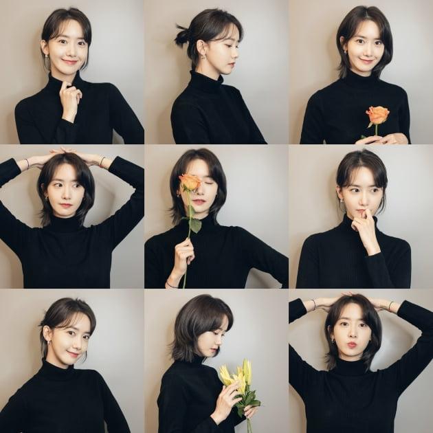임윤아 공식 인스타그램 이미지