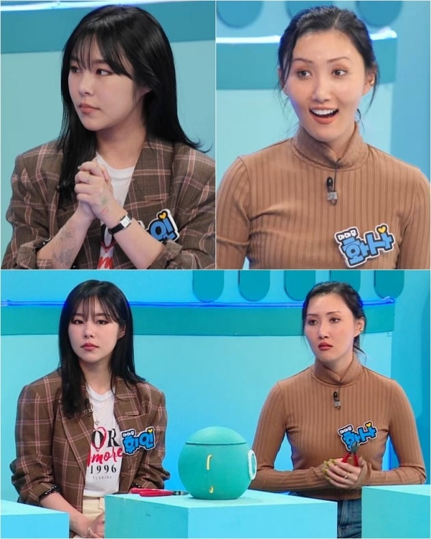 마마무가 '퀴즈 위의 아이돌'에 출연한다. / 사진제공=KBS