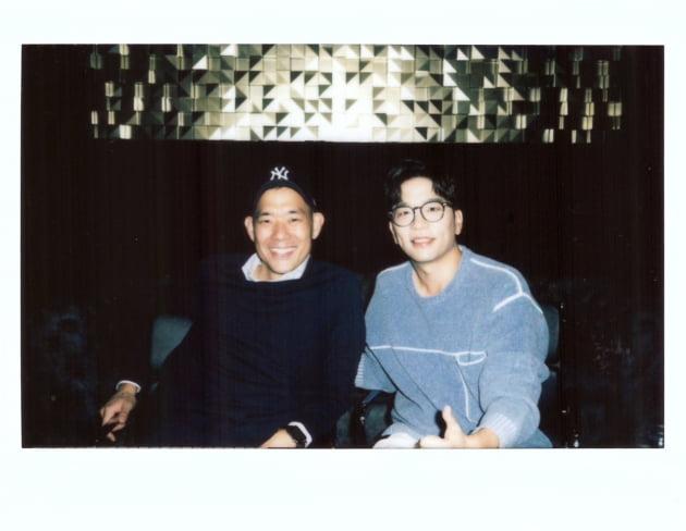 가수 이적(오른쪽)과 래퍼 김진표 / 사진 = 뮤직팜 제공