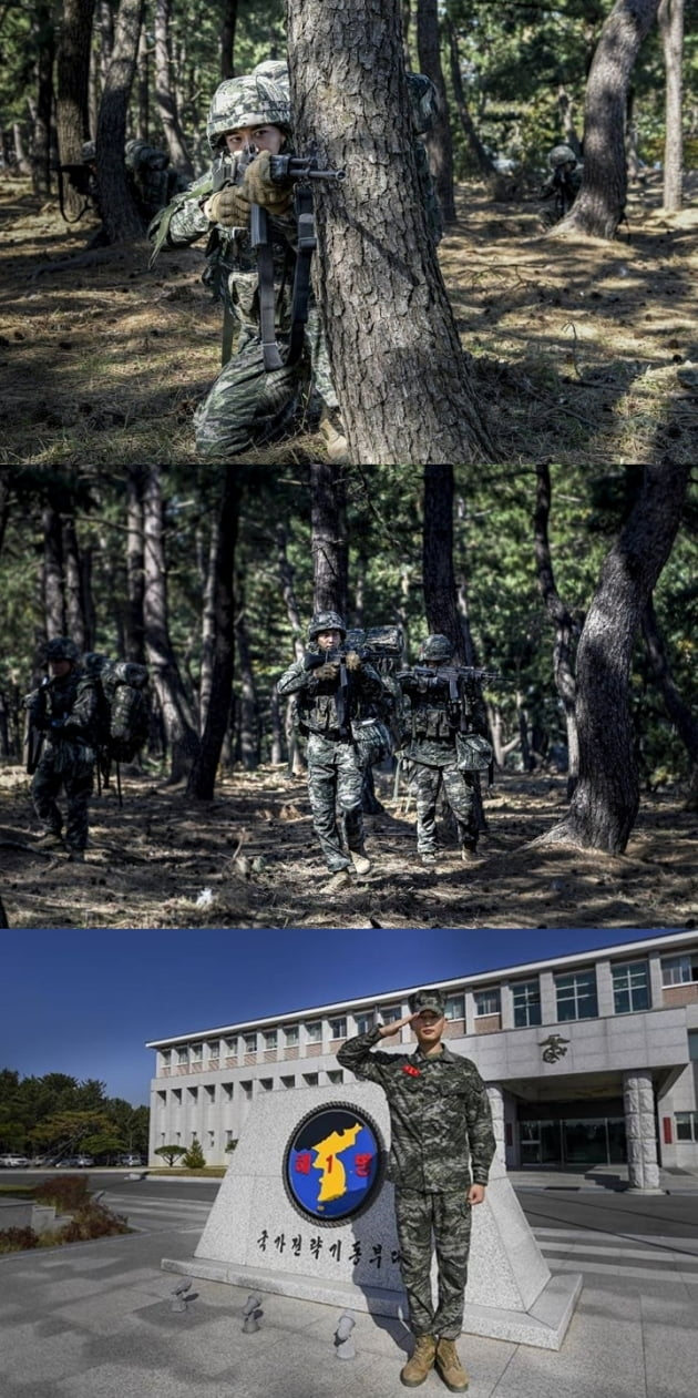 사진=해병대 인스타그램