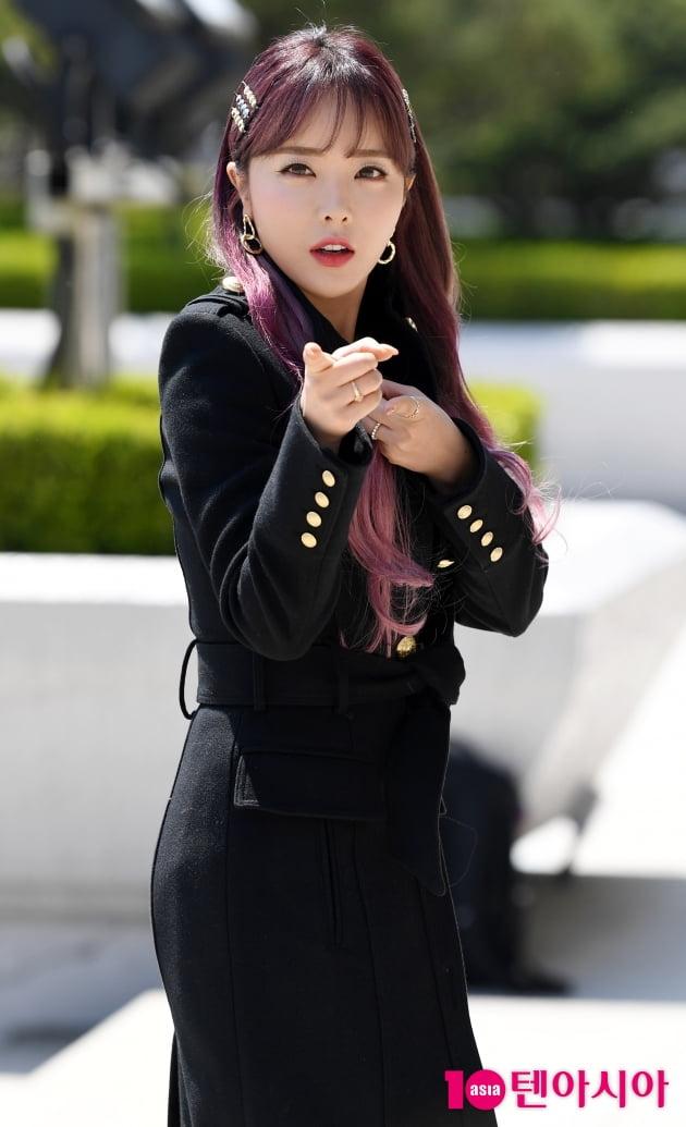 가수 홍진영/ 사진=텐아시아DB