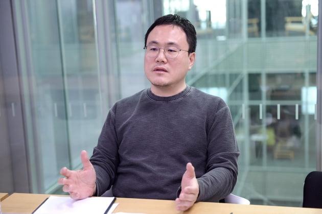 '언니한텐 말해도 돼'를 기획한 이양화 SBS 플러스 제작팀장./사진=서예진 기자 yejin@