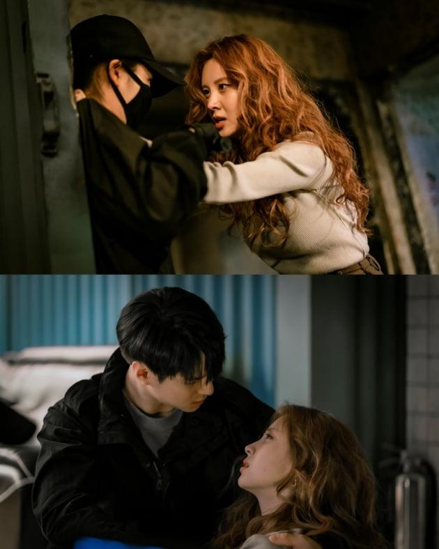 '사생활' 서현 / 사진= 도레미엔터테인먼트 제공