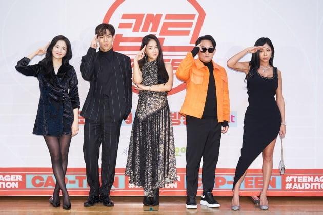 장예원, 셔누, 소유, 이승철, 제시./사진제공=Mnet