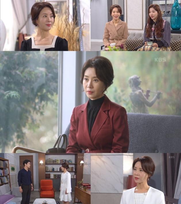 배우 김희정/사진=KBS 2TV 일일드라마 '비밀의 남자' 스틸
