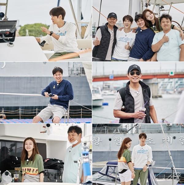 '바닷길 선발대' / 사진 = tvN 제공