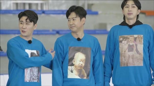 '뽕숭아학당' 영탁 팀./사진제공=TV조선