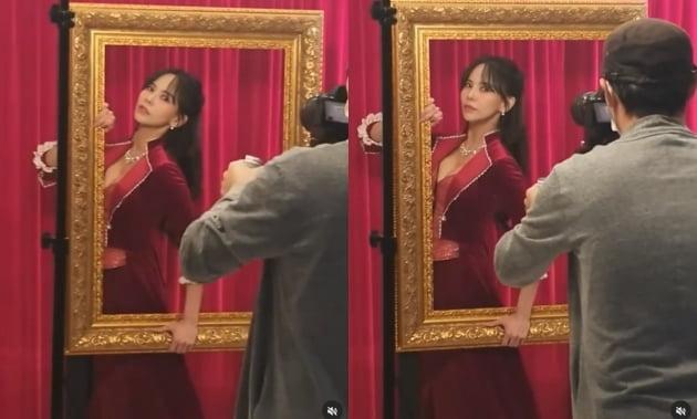 배우 김지우./ 사진=인스타그램