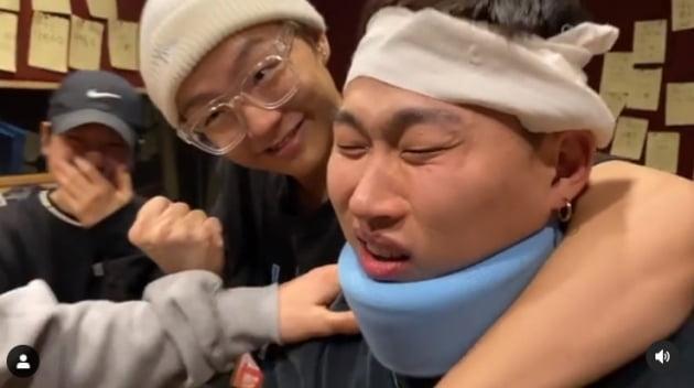 '쇼미9' 스윙스, 컨트롤비트로 스카이민혁 격파…현실은 굴욕? [종합]