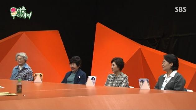 29일 방송된 '미운 우리 새끼'에 홍진영의 어머니가 출연하지 않았다./사진=SBS 캡처