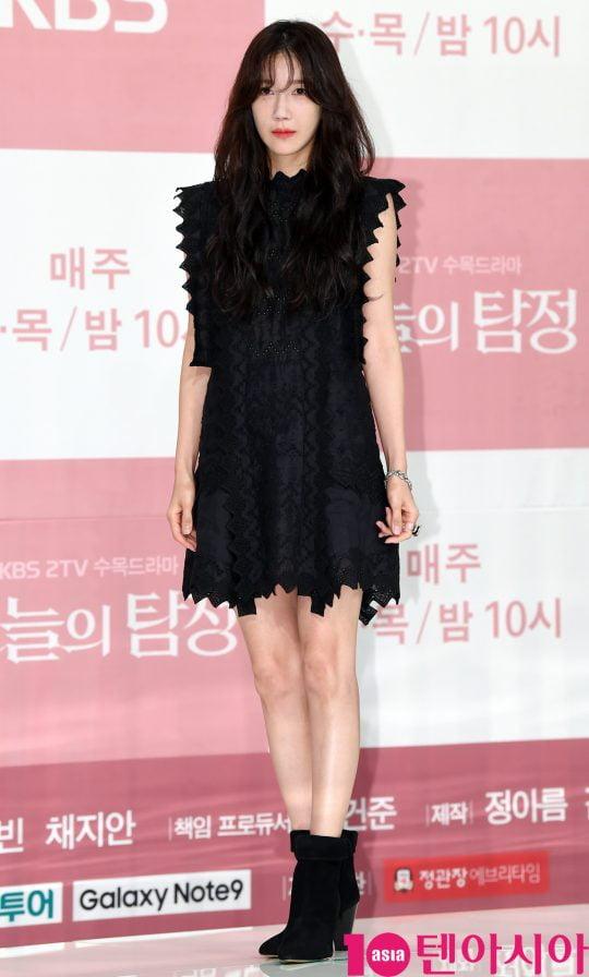배우 이지아. /텐아시아DB