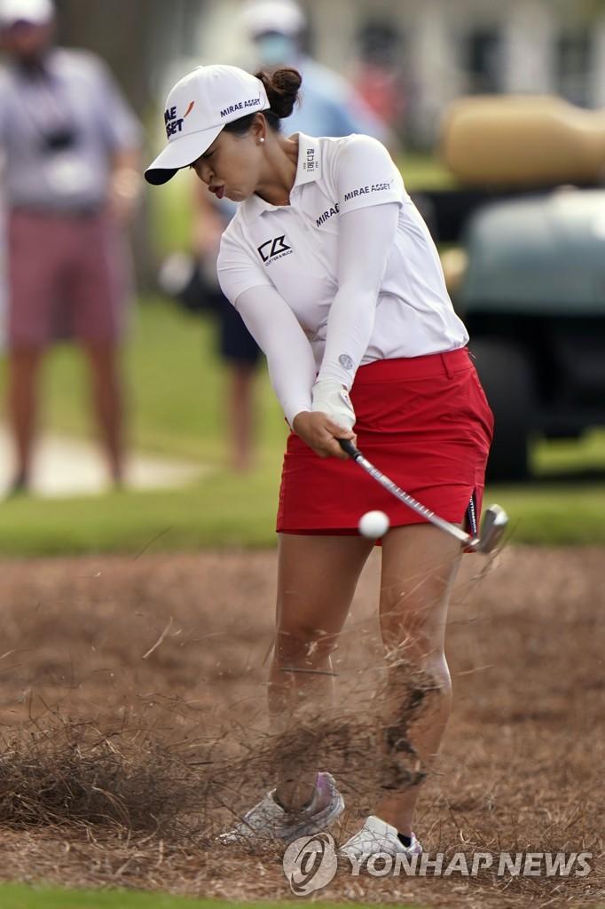 김세영, LPGA 투어 펠리컨 챔피언십 우승…상금 1위 도약(종합)
