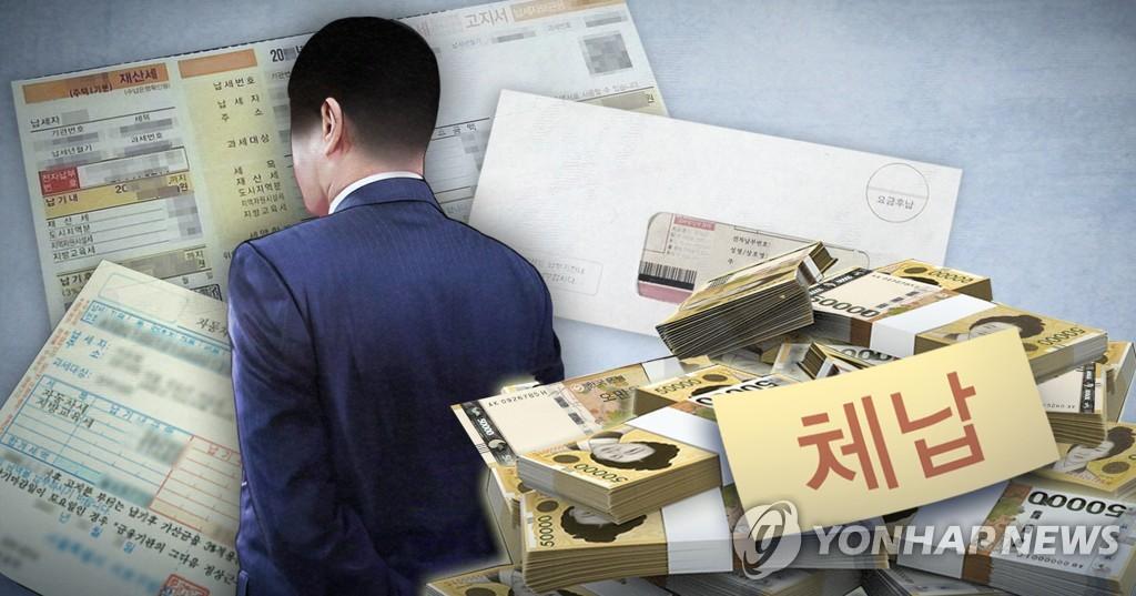 지방세 등 고액체납 9천668명 공개…'146억' 오문철 4년연속 1위