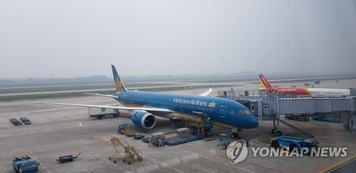 '얼빠진 승객'에 회항…베트남 비행기 안에서 화장지 태워