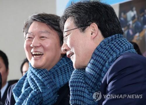 """""""눈 낮춰 서울로""""…野, 목소리 커지는 유승민·안철수 카드"""