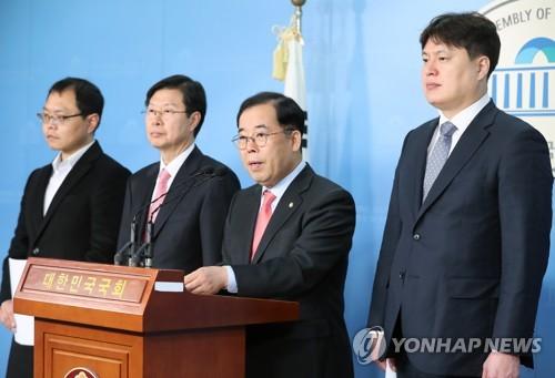 검찰, '새누리당 당명 작명설' 이만희 고소사건 무혐의 처분