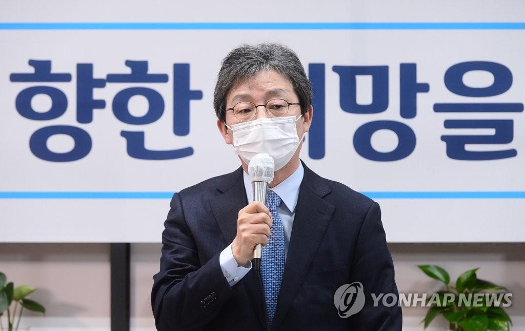 """유승민, 대선출마 재확인…""""서울시장 전혀 생각안해""""(종합)"""