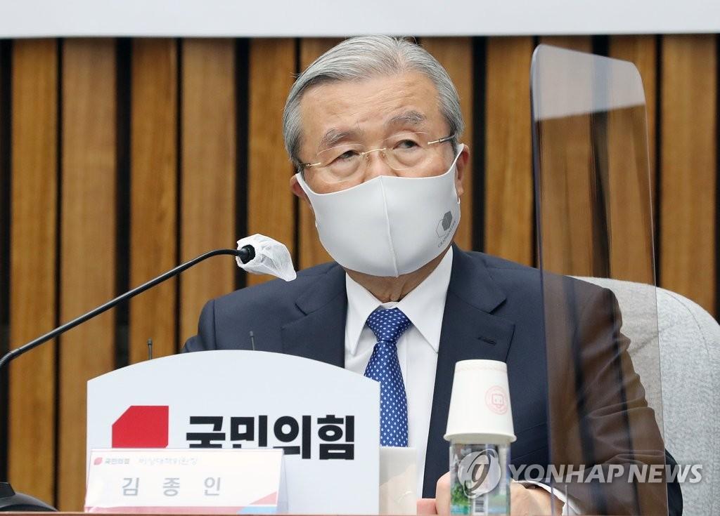 김종인, 오늘 서울외신기자클럽 간담회