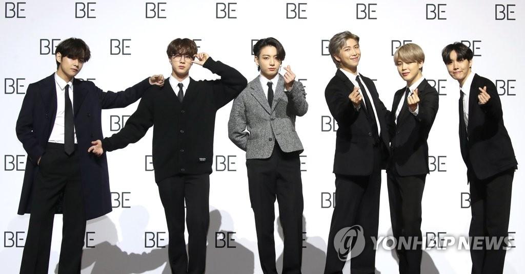 방탄소년단, 또 새역사…빌보드 앨범 차트 5번째 정상(종합)
